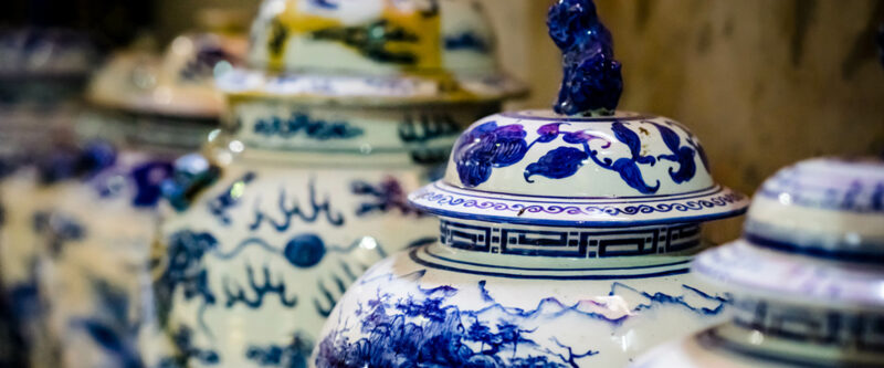 Fine Art Collection Insurance - image of Chinese Style Vases
