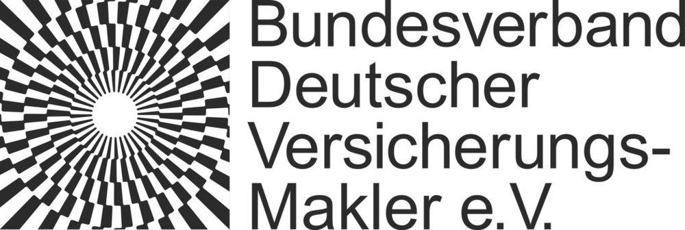 Logo Bunderverband Deutscher Versicherungs-Makler e.V.