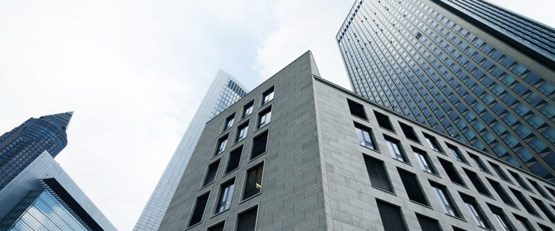 Open Market Property Insurance - Corporate Buildings in perspective