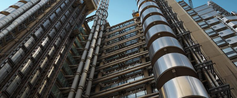 Insurance solutions for brokers - Lloyds building