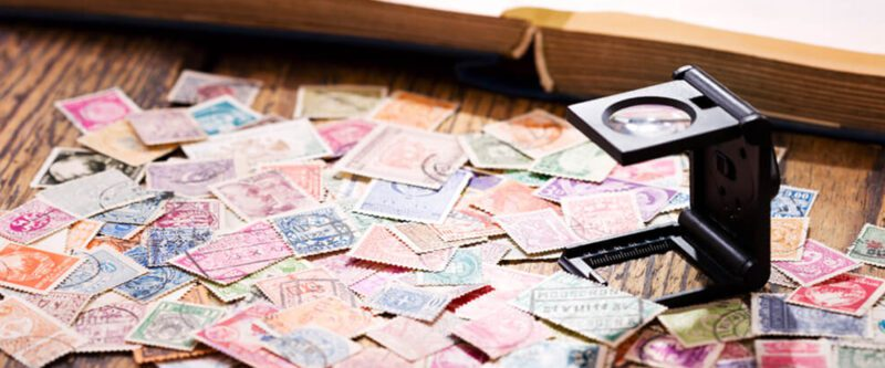 Stamp Collection Insurance - Private Stamp Collection