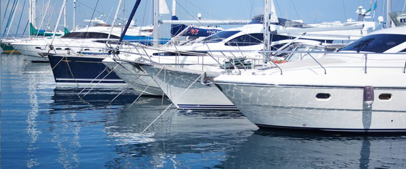 Watercraft & Boat Insurance - sailboats in harbours