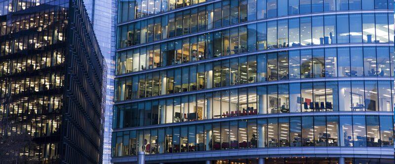 Office Building - International Insurance Solutions Hugh Wood Inc